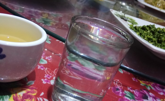 Transitioning ~ Lessons in Baijiu白酒