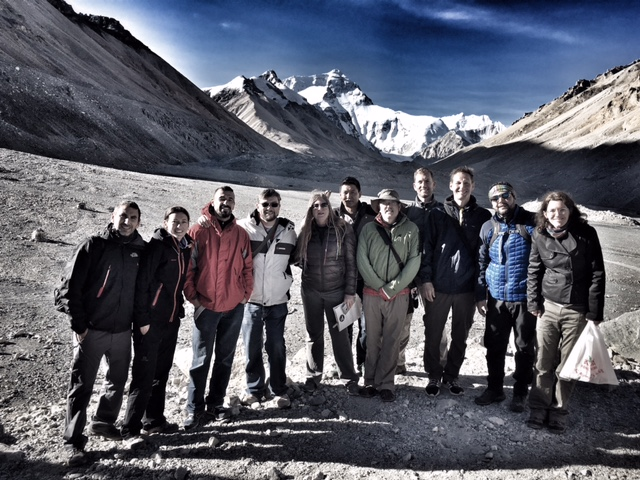 Qomolangma~The Mighty Mount Everest