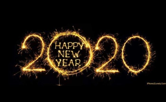 Goodbye, 2019!  Hello, 2020! My Year inReview!