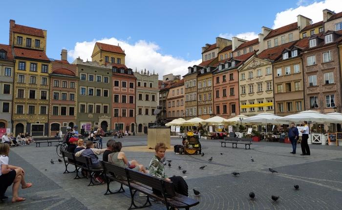 Uniquely Warsaw